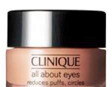 Clinique all about eyes догляд за шкірою навколо очей