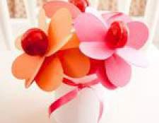 Квітка-валентинка у подарунок на день закоханих