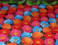 Квіти гачком для початківців