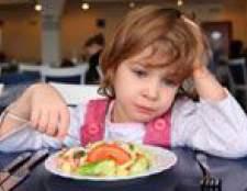 Якщо дитина вередує за обідом