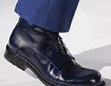 Фото модного чоловічого взуття для сезону зима 2014