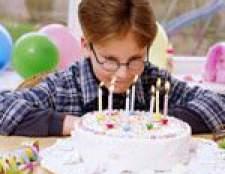 Ідеї для дитячого дня народження