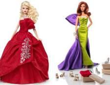 Ідея новорічного подарунка - barbie в сукні haute couture