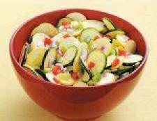 Кабачковий салат на зиму
