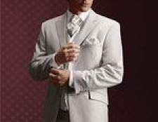 Як підібрати чоловічий діловий костюм