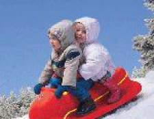 Як провести зимовий відпочинок з дітьми?