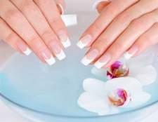 Як зробити нігті здоровими і красивими