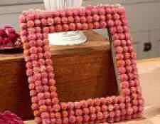 Як зробити рамку своїми руками на день святого валентина?