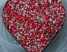 Як зробити валентинку з шоколаду на день святого валентина - 14 лютий