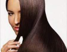 Як зняти нарощені волосся