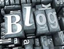 Як створити свій блог?