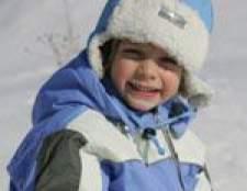 Як вибирати зимову дитячий одяг?