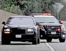 Кім Кардашьян була оштрафована за перевищення швидкості