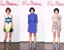 Кіра Пластініна представила весняно-літню колекцію 2014