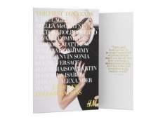 Компанія h & m видасть книгу про колабораціях з іменитими дизайнерами