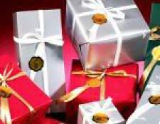 Корпоративні подарунки на новий рік
