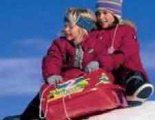 Куди поїхати на новорічні канікули з дітьми?
