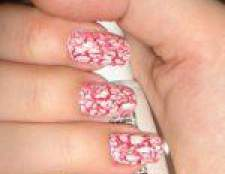 Лак кракелюр для нігтів