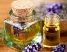 Лавандова олія в ароматерапії