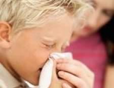 Лікування алергії у дітей народними засобами: як лікувати алергію у дитини