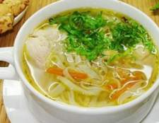 Кращі рецепти курячого супу