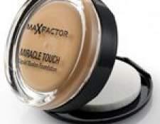 Max factor miracle touch тональний крем