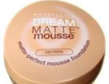 Maybelline dream matte mousse тональний мус