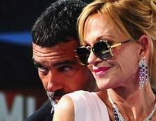 Мелані Гріффіт і Антоніо Бандерас вийшли в світ разом