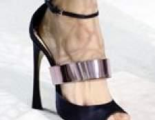 Модне взуття сезону весна-літо 2013: фото найстильніших моделей жіночого взуття