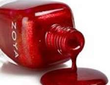 Модні кольори лаку для нігтів зима +2013 - поєднання, палітра