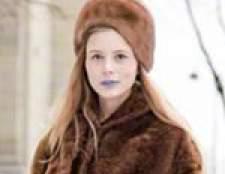 Модні хутряні шапки зима 2014: фото наймодніших жіночих хутряних шапок 2014 року