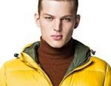 Модні чоловічі куртки і пуховики зима 2014: фото наймодніших фасонів і моделей курток