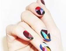 Модні нігті зима 2013 -2014: фото наймодніших варіантів дизайну нігтів 2014
