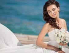 Модні весільні зачіски +2015: варіанти укладок для довгого волосся