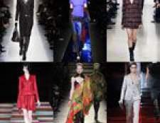 Модні тендеції осінь-зима 2010-2011