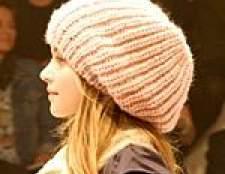 Модні в'язані шапки зима 2014: фото наймодніших жіночих головних уборів