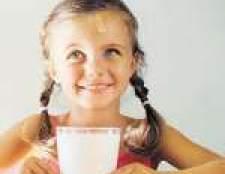 Молоко для дітей: користь чи шкода?