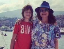 Наташа королева розважається в монако