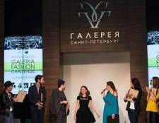 Тиждень моди і конкурс молодих дизайнерів в санкт-Петербурзі