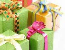 Незвичайні подарунки на новий рік