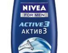 Nivea for men гель для душу