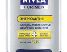 Nivea for men енергоактів q10 гель, крем, бальзам, догляд