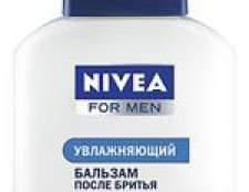Nivea for men зволоження гель, піна, бальзам, крем, догляд