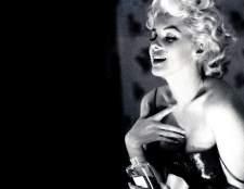 Нове обличчя рекламної кампанії chanel no.5 - Мерилін Монро