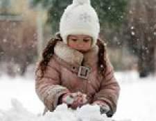 Одяг дитини взимку