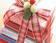 Оригінальна вручення подарунка
