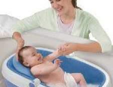 Перше купання новонародженого