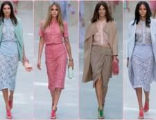Показ burberry на тижні моди в лондоні