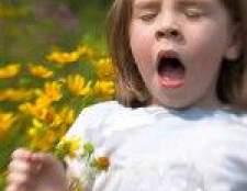 Поліноз у дітей: алергія на пилок