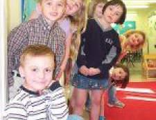 Права дитини в дитячому саду
